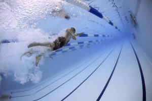test d'aisance aquatique pour les activités de grandes envergures