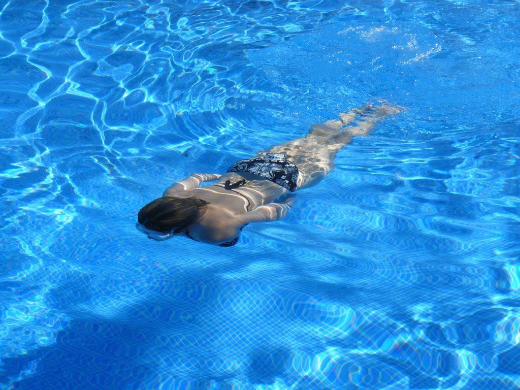 les principales utilités du test d'aisance aquatique